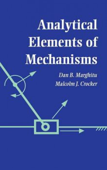 Analytical Elements of Mechanisms av Dan B. Marghitu og Malcolm J. Crocker (Innbundet)