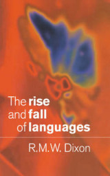 Omslag - The Rise and Fall of Languages