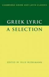 Omslag - Greek Lyric
