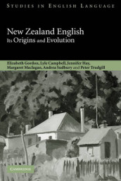 New Zealand English av Lyle Campbell, Elizabeth Gordon, Jennifer Hay, Margaret Maclagan, Andrea Sudbury og Peter Trudgill (Innbundet)