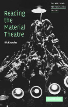 Reading the Material Theatre av Ric Knowles (Heftet)
