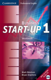 Business Start-Up 1 Workbook with Audio CD/CD-ROM av Mark Ibbotson og Bryan Stephens (Blandet mediaprodukt)