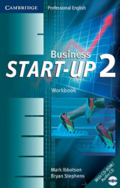 Business Start-Up 2 Workbook with Audio CD/CD-ROM av Mark Ibbotson og Bryan Stephens (Blandet mediaprodukt)