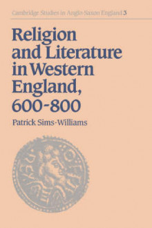Religion and Literature in Western England, 600-800 av Patrick Sims-Williams (Heftet)