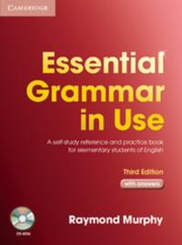 Essential Grammar in Use with Answers and CD-ROM Pack av Raymond Murphy (Heftet)
