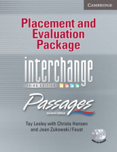 Interchange Third Edition/Passages Second Edition All Levels Placement and Evaluation Package with Audio CDs (2) av Christa Hansen, Tay Lesley og Jean Zukowski (Blandet mediaprodukt)