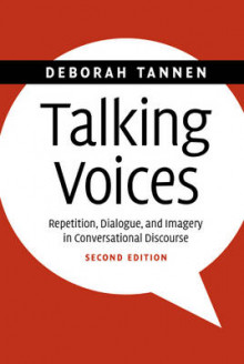 Talking Voices av Deborah Tannen (Innbundet)