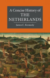 Omslag - A Concise History of the Netherlands