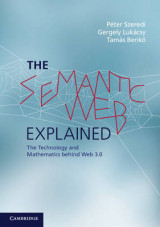Omslag - The Semantic Web Explained