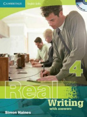 Cambridge English Skills Real Writing 4 with Answers and Audio CD av Simon Haines (Blandet mediaprodukt)