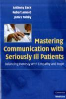 Omslag - Mastering Communication with Seriously Ill Patients