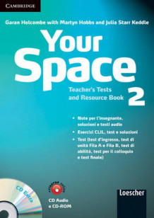Your Space Level 2 Teacher's Tests and Resource Book with Audio CD/CD-ROM Italian Edition av Garan Holcombe (Blandet mediaprodukt)