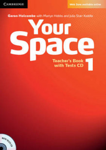 Your Space Level 1 Teacher's Book with Tests CD av Garan Holcombe (Blandet mediaprodukt)