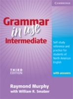 Grammar in Use Intermediate Student's Book with answers av Raymond Murphy (Heftet)