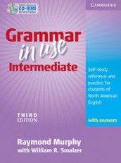 Grammar in Use Intermediate Student's Book with Answers and CD-ROM av Raymond Murphy (Blandet mediaprodukt)