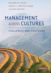 Management Across Cultures av Luciara Nardon, Carlos J. Sanchez-Runde og Richard M. Steers (Heftet)
