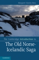 Omslag - The Cambridge Introduction to the Old Norse-Icelandic Saga