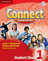 Omslag - Connect 1 Student's Book with Self-Study Audio CD: Bk. 1