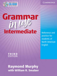 Grammar in Use Intermediate Student's Book without Answers with CD-ROM av Raymond Murphy (Blandet mediaprodukt)