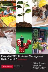 Omslag - Essential VCE Business Management Units 1 and 2 with CD-Rom
