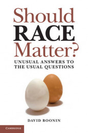 Should Race Matter? av David Boonin (Innbundet)