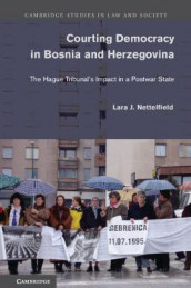 Courting Democracy in Bosnia and Herzegovina av Lara J. Nettelfield (Innbundet)