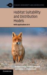 Omslag - Habitat Suitability and Distribution Models