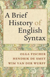 Omslag - A Brief History of English Syntax