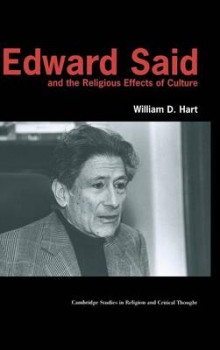 Edward Said and the Religious Effects of Culture av William David Hart (Innbundet)