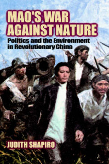 Mao's War against Nature av Judith Shapiro (Heftet)