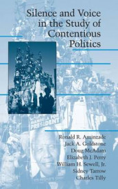 Silence and Voice in the Study of Contentious Politics av Ronald R. Aminzade, Jack A. Goldstone, Doug McAdam, Elizabeth J. Perry, Sewell, Sidney Tarrow og Charles Tilley (Innbundet)