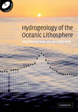 Omslag - Hydrogeology of the Oceanic Lithosphere with CD-ROM