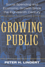 Growing Public: Volume 1, The Story av Peter H. Lindert (Innbundet)
