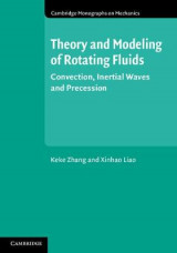 Omslag - Theory and Modeling of Rotating Fluids