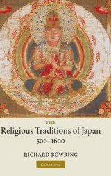 Omslag - The Religious Traditions of Japan 500-1600