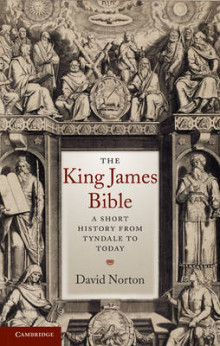 The King James Bible av David Norton (Innbundet)