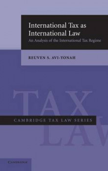 International Tax as International Law av Reuven S. Avi-Yonah (Innbundet)