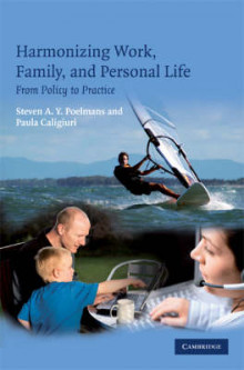 Harmonizing Work, Family, and Personal Life av Paula Caligiuri (Innbundet)