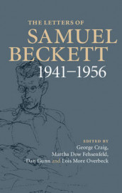 The Letters of Samuel Beckett: Volume 2, 1941-1956 av Samuel Beckett (Innbundet)