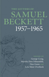 The Letters of Samuel Beckett: Volume 3, 1957-1965 av Samuel Beckett (Innbundet)