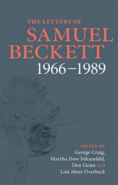 The Letters of Samuel Beckett: Volume 4, 1966-1989 av Samuel Beckett (Innbundet)