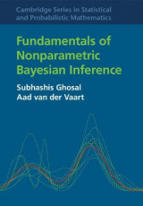 Omslag - Fundamentals of Nonparametric Bayesian Inference