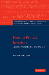 How to Protect Investors av Niamh Moloney (Innbundet)