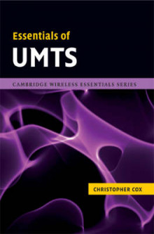 Essentials of UMTS av Christopher Cox (Innbundet)