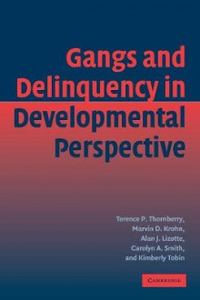 Gangs and Delinquency in Developmental Perspective av Terence P. Thornberry, Marvin D. Krohn, Alan J. Lizotte, Carolyn A. Smith og Kimberly Tobin (Heftet)