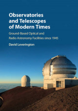 Omslag - Observatories and Telescopes of Modern Times