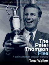 Omslag - The Peter Thomson Five