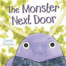 The Monster Next Door av David Soman (Innbundet)