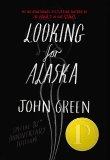 Looking for Alaska av John Green (Innbundet)