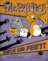 Omslag - Mr. Pants: Trick or Feet!
